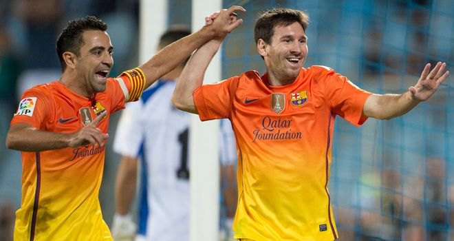 Lionel Messi: Barcelona star loves winning as a team