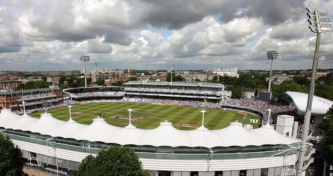 Lord's: Major makeover over the next 13 years