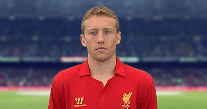 Lucas: Liverpool midfielder grateful for support during injury lay-off