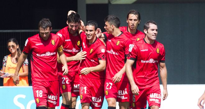 Real Mallorca: Have had little to celebrate recently