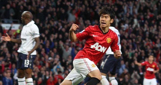 Shinji Kagawa: Adjusting well to life at Manchester United following summer switch