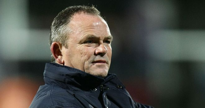 Mark Anscombe: Delighted with Ulster character