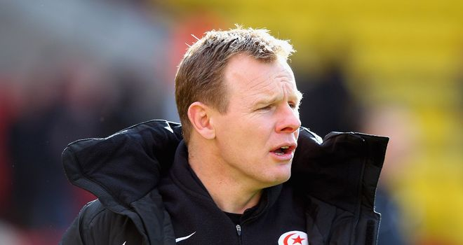 Mark McCall: Delighted with battling Saracens win over Gloucester