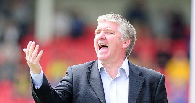 Martin Ling: Hoping for a return to Football League management