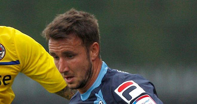 Matt Tubbs: Linked with move back to old club Crawley Town