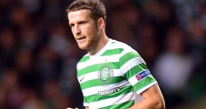 Adam Matthews: Doubtful for Celtic with an ankle problem