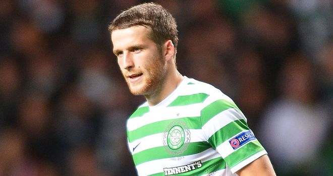 Adam Matthews: Celtic defender would jump at the chance to extend his contract