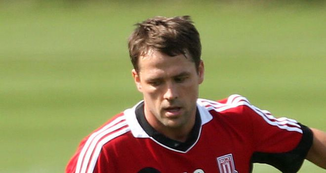 Michael Owen: Was not on Liverpool's radar prior to his move to Stoke
