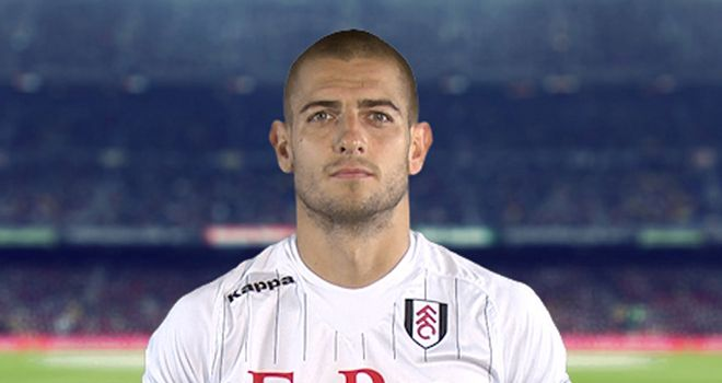 Mladen Petric: Fulham striker still wanted by Martin Jol