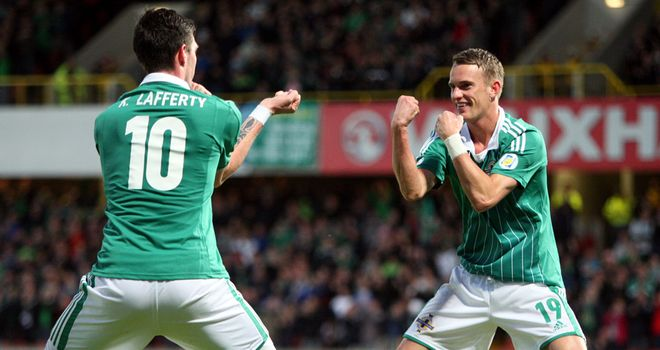 Kyle Lafferty: Will be given time away from the Northern Ireland squad
