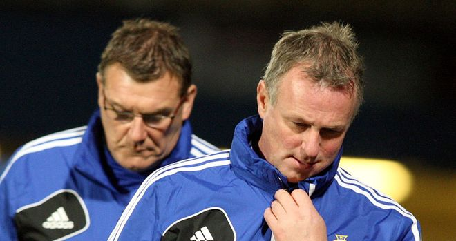 Michael O'Neill: Northern Ireland coach disappointed with Luxembourg draw