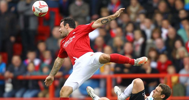 Andy Reid: Has agreed to extend his stay with Nottingham Forest