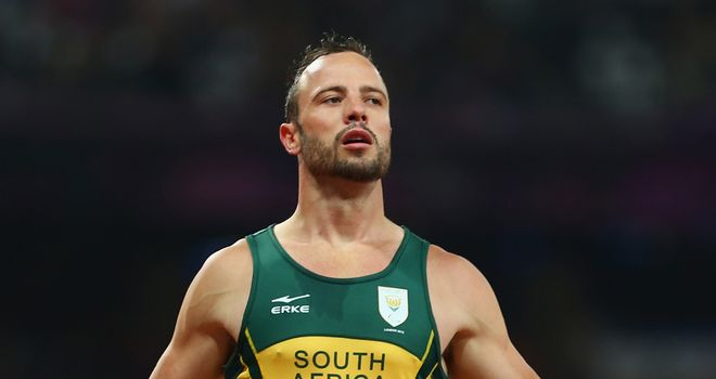 Oscar Pistorius: Looking to sign off his London 2012 campaign in real style