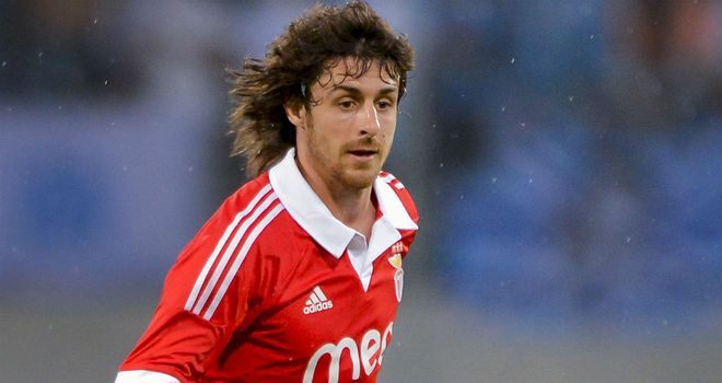 Pablo Aimar: Set to depart Benfica at the end of his contract