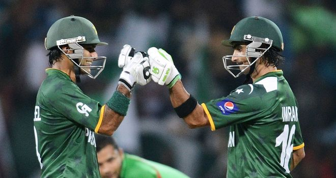 Pakistan: take on Australia on Tuesday at the World Twenty20
