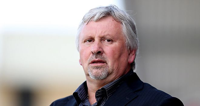 Sturrock: Proud of his players