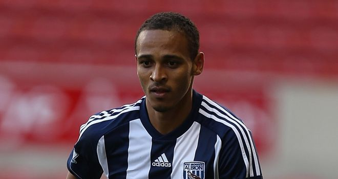 Peter Odemwingie: Available for selection after red card at Fulham