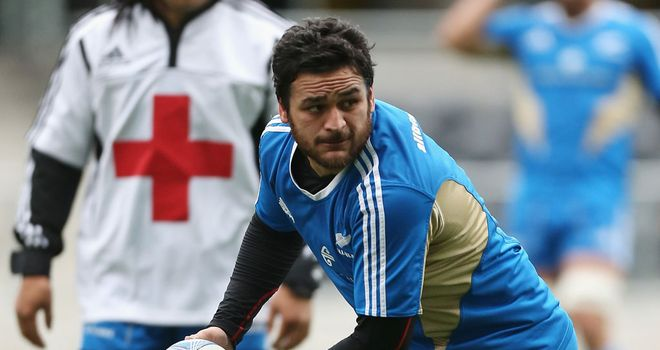 Piri Weepu: Back in the All Blacks' starting line-up