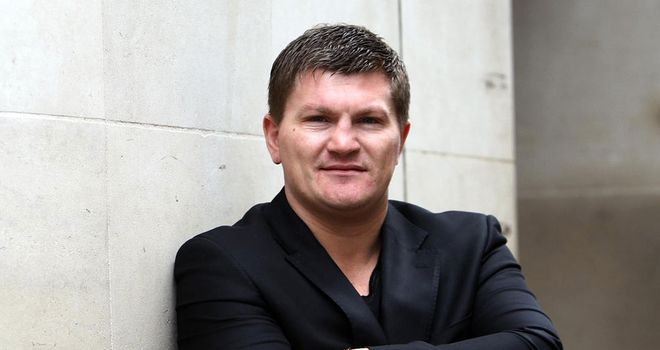 Promoter Ricky Hatton has found it difficult to match Jazza Dickens