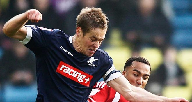 Paul Robinson: Millwall captain welcomed win over Blackpool