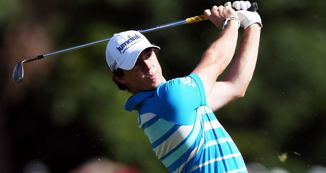 Rory McIlroy: A winner for the third time on the US Tour this year