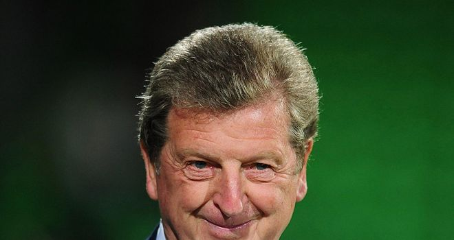 Roy Hodgson: Delighted to have such support at Wembley