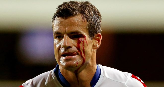Ryan Nelsen: Determined to play on for as long as possible
