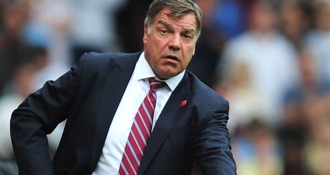 Sam Allardyce: West Ham boss expects better from his squad after Capital One Cup exit