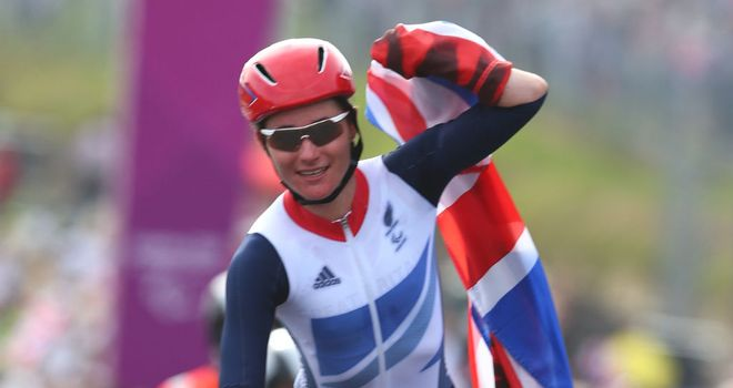 Sarah Storey: Has taken her Paralympic gold medal total to 11