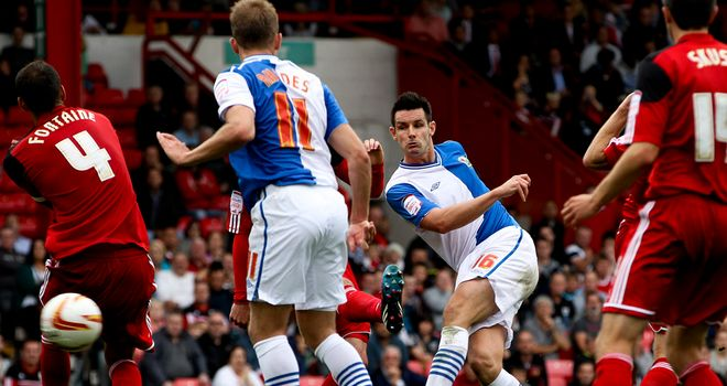 Dann: Scores Rovers' crucial fourth
