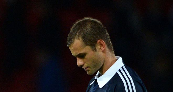 Shaun Maloney: Scotland forward admits they must improve if they are to qualify for World Cup