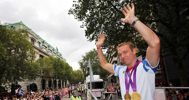 Sir Chris Hoy: Will make decision on his future by the spring
