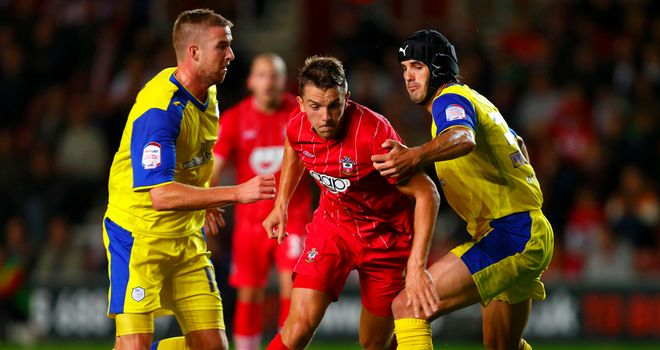 Jay Rodriguez: Southampton's two-goal hero in the Capital One Cup win over Sheffield Wednesday