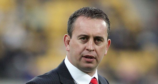 Steve McNamara: Excited about England's high-altitude training camp