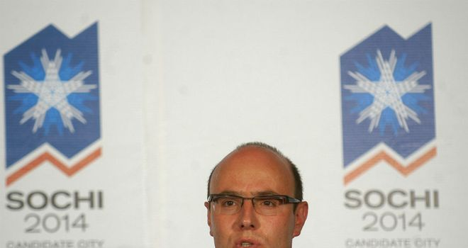 Dmitry Chernyshenko: His team have been inspired by the London Games
