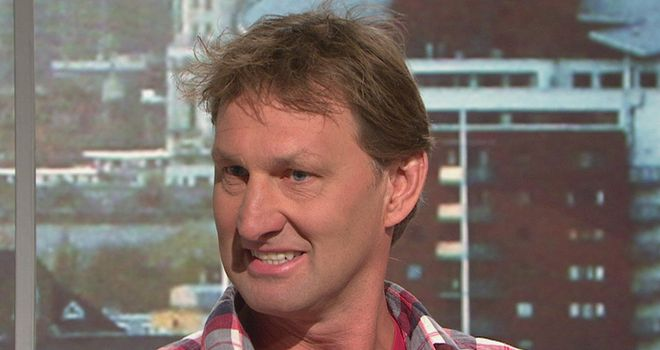 Tony Adams: Former Arsenal star has urged club to invest heavily