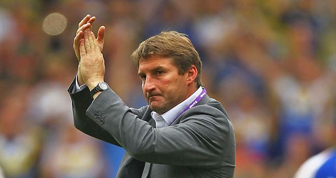 Tony Smith says Warrington weren't at their best
