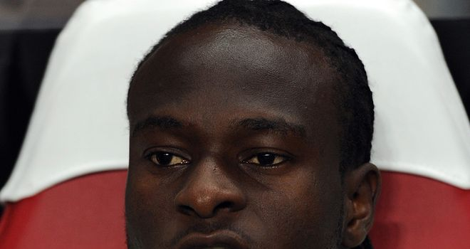 Victor Moses: Unlikely to be confined to the bench against Wolves on Tuesday