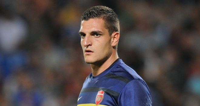 Vito Mannone: Revealed dream to move to AC Milan