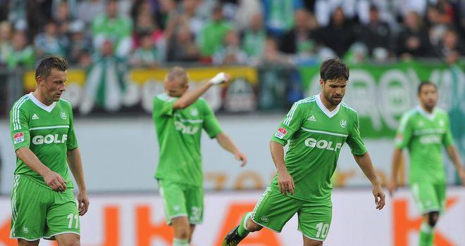 Wolfsburg have plenty to think about.
