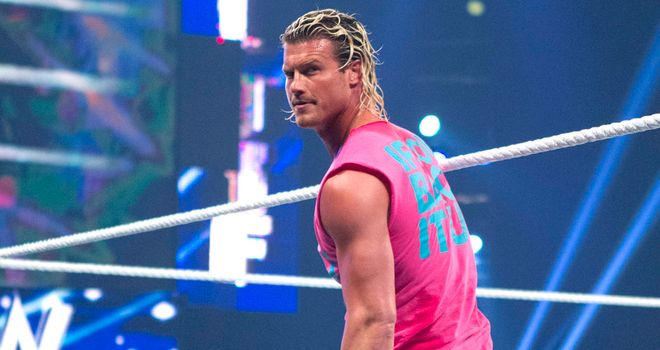 Ziggler: will enter the Royal Rumble first or second