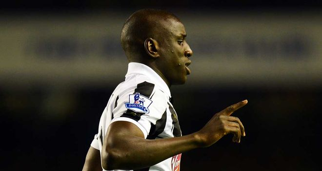 Demba Ba: Newcastle United striker doesn't understand the club's management, according to his agent