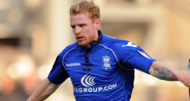Chris Burke: High on Forest's wanted list