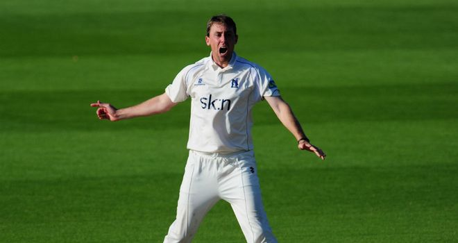 Rikki Clarke: New two-year deal with Warwickshire