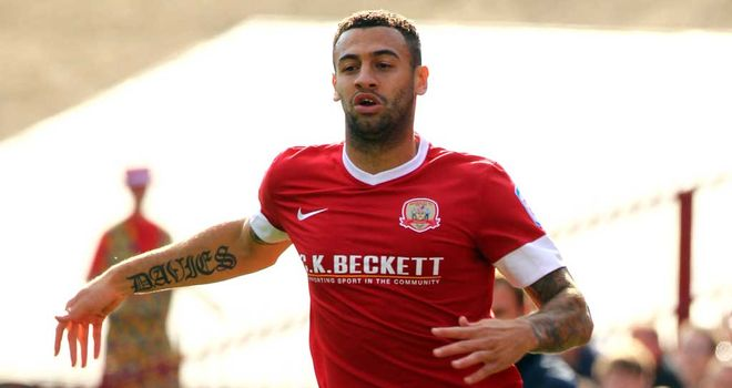 Craig Davies: Barnsley striker in talks over a move to Bolton Wanderers
