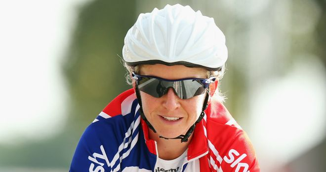 Emma Pooley: Looking forward to new challenges as she prepares for 2013