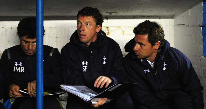 Steffen Freund: Andre Villas-Boas' right-hand man wants success for Tottenham