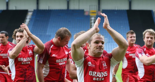 First win for London Welsh
