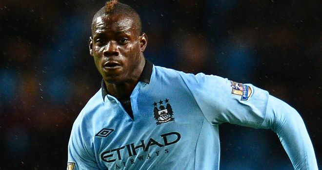 Mario Balotelli: Continues to be linked with a January return to Italy