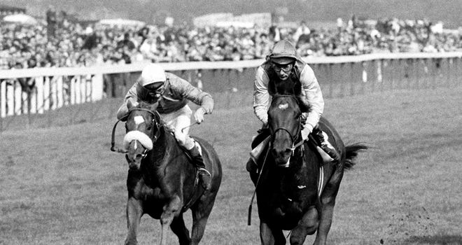 Nijinsky: Triple crown winner in 1970